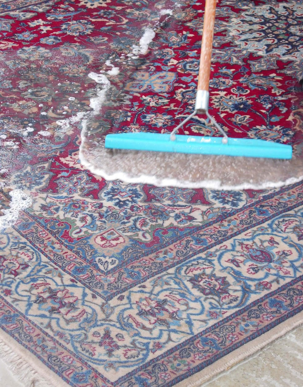 Antique Carpet Cleaning