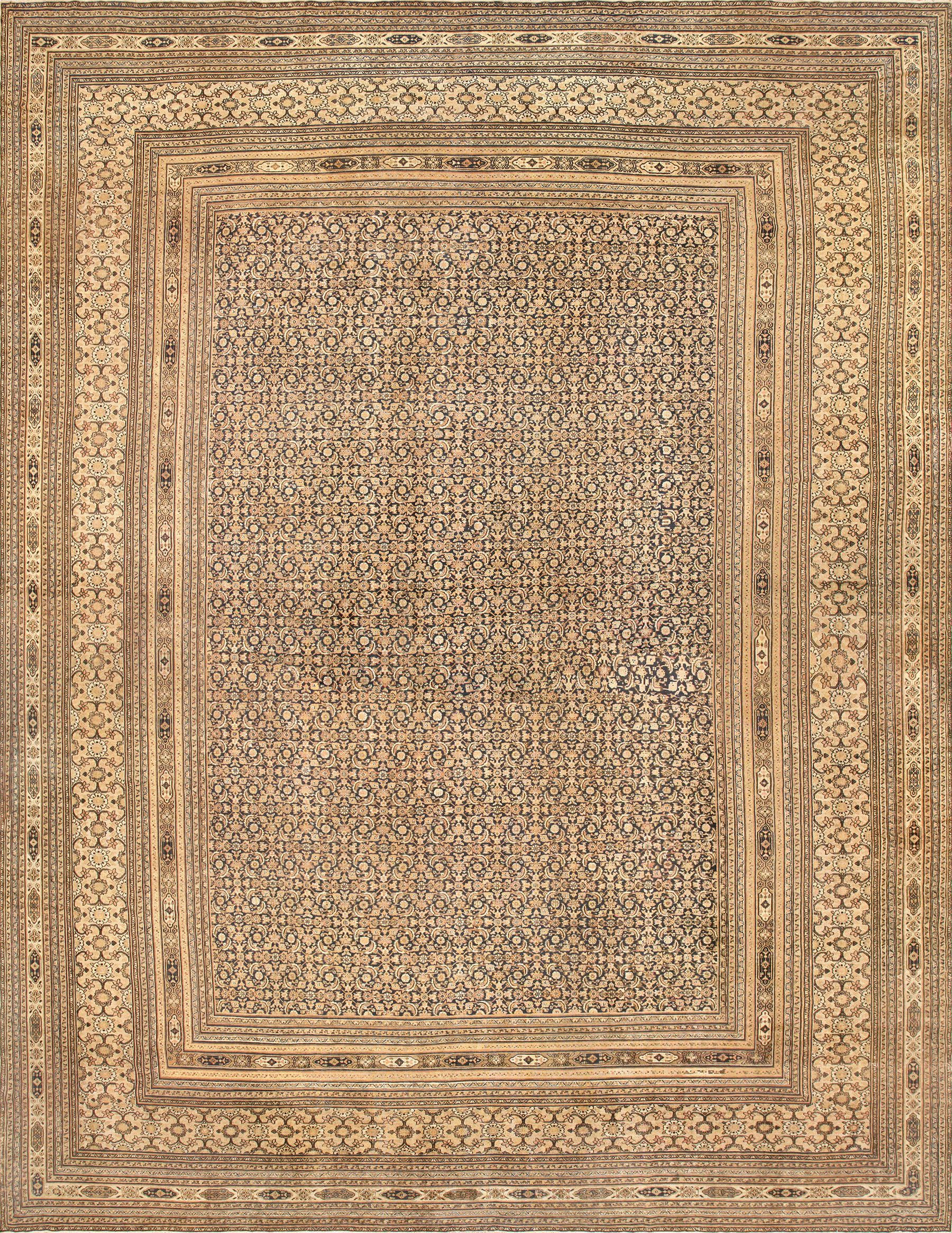 Herati Pattern In Rugs