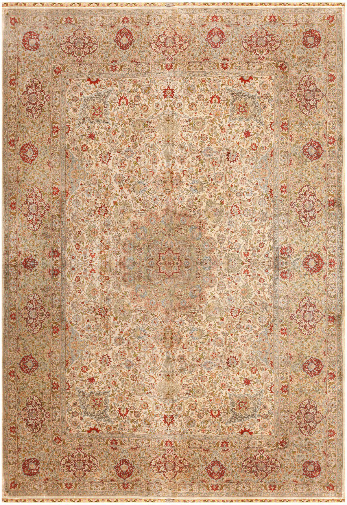 Hereke Silk & Wool Rugs