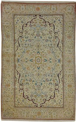 Antique Persian Kashan Rugs