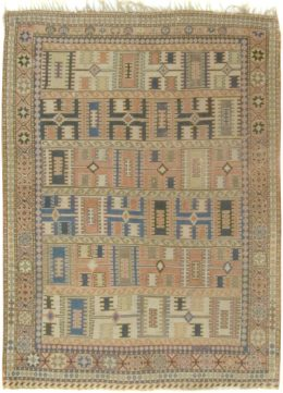 PERSIAN QASHGAI ANTIQUE RUGS