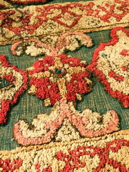 SOUF TECHNIQUE IN RUGS