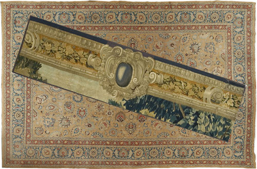 Oriental Carpets and Absolutely Current, Up-to-the-minute design trends